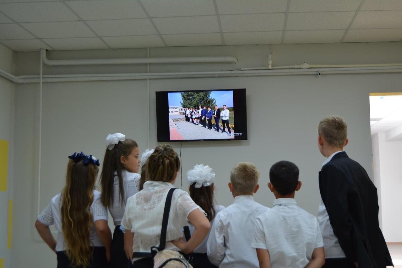 В школах Рассказовского района прошли праздничные линейки ко Дню знаний
