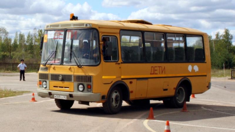 В школах региона до конца года появятся 69 новых автобусов