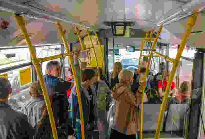 В Тамбове из-за ремонта улицы Карла Маркса изменился маршрут двух автобусов
