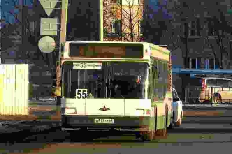 В Тамбове могут наладить работу ночных автобусов