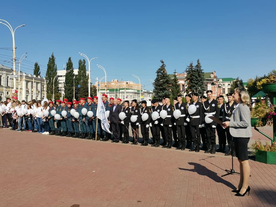 В Тамбове отметили 97-ю годовщину со дня рождения Зои Космодемьянской