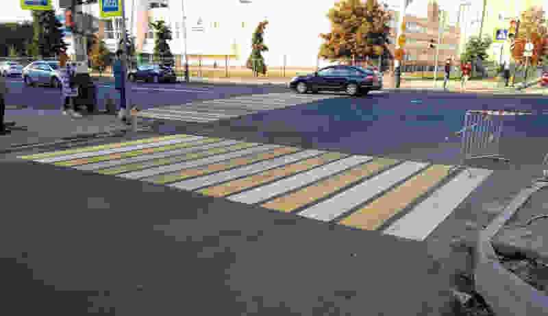 """В Тамбове отремонтировали 25 улиц, нанесённых на """"Карту убитых дорог"""""""