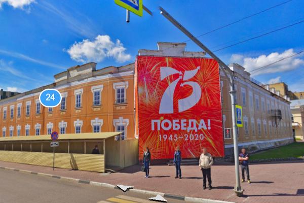 В Тамбове прокуратура требует отреставрировать историческое здание