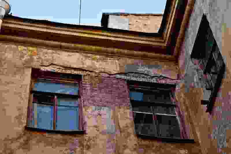 В Тамбове снесут 4 многоквартирных дома