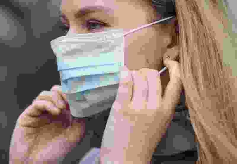 В Тамбове усилят контроль за ношением масок в общественных местах
