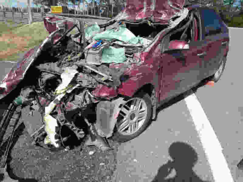В Тамбове в аварии пострадала 3-месячная девочка