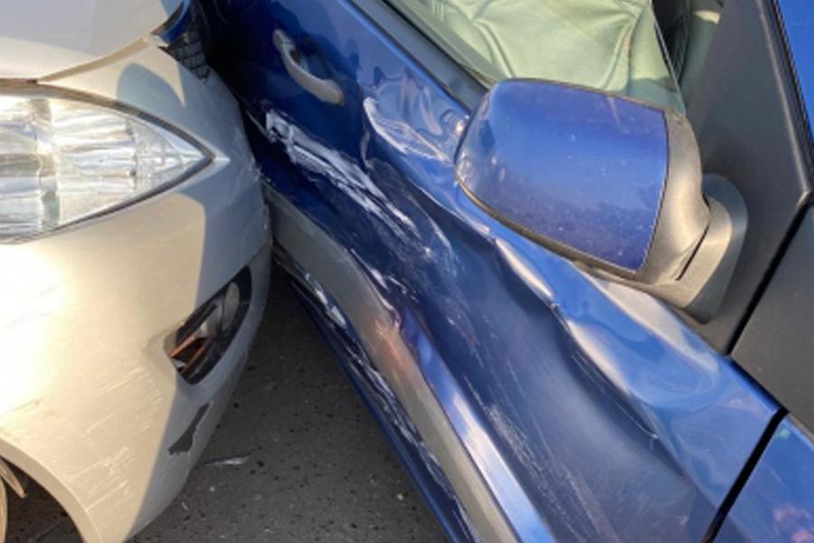 В Тамбове в ДТП пострадали две женщины
