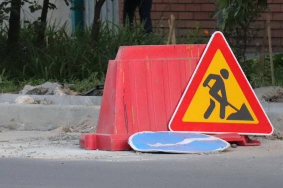 В Тамбове вводится ряд ограничений для движения транспорта