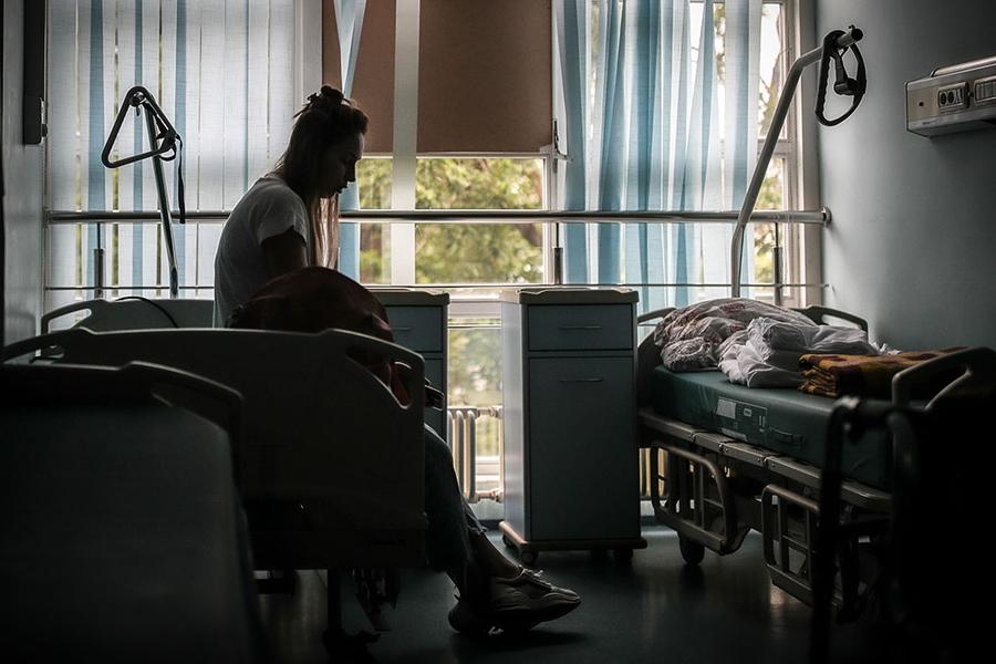 В тамбовских больницах развернут дополнительные койки при резком росте заболеваемости