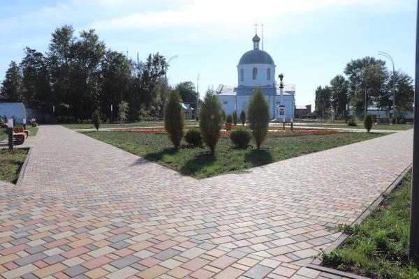 В Тамбовской области благоустроили уже 160 дворов