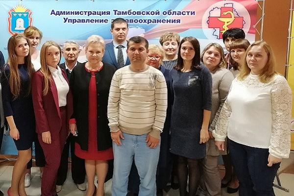 В Тамбовской области десять земских медиков отправились работать в больницы