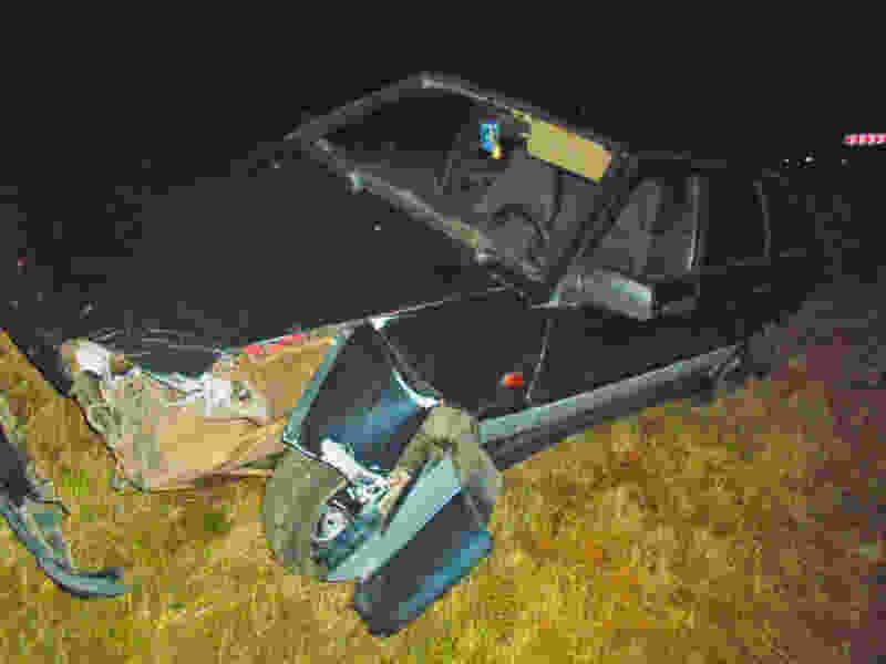 В Тамбовской области мужчина на легковушке вылетел на встречку и врезался в «двенашку»