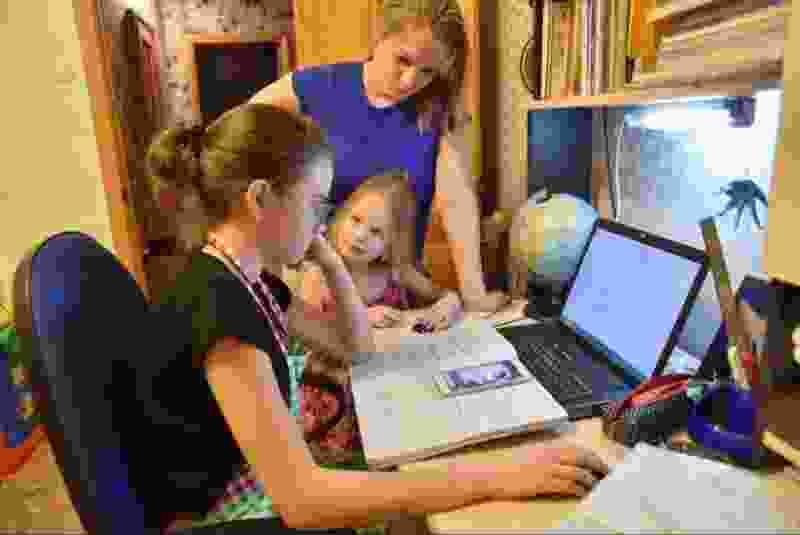 В Тамбовской области перевели некоторые классы в 32 школах и группы в 7 детсадах на дистанционное обучение
