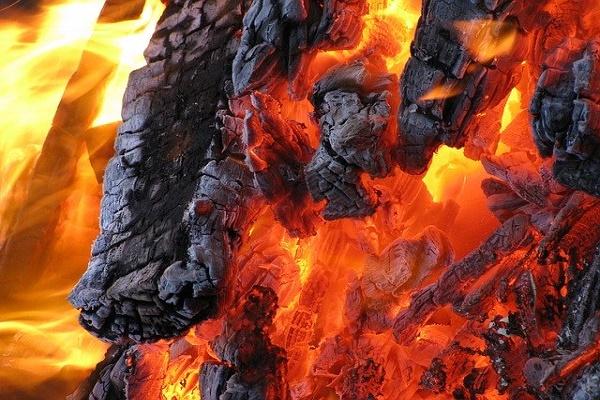 В Тамбовской области при пожаре погиб пенсионер