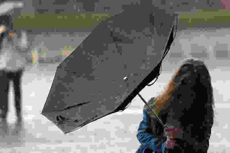 В Тамбовской области снова объявили штормовое предупреждение