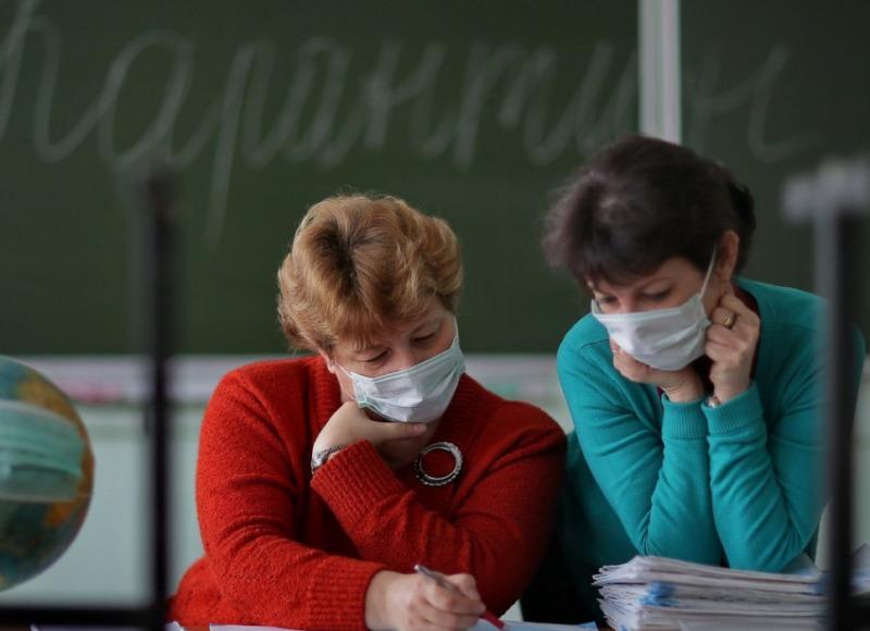 """В Тамбовской области учащиеся 32 школ ушли на """"дистанционку"""" из-за ОРВИ"""