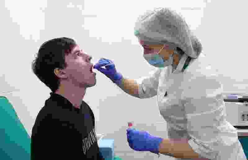 В Тамбовской области за сутки коронавирусом заболело ещё 42 человека