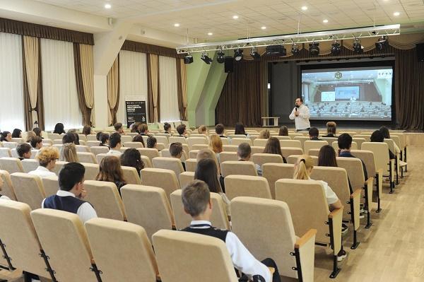 В ТГТУ дали старт Всероссийскому фестивалю науки