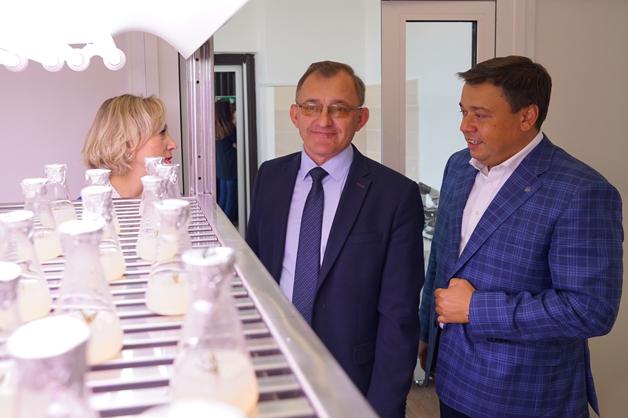 В ТГУ имени Державина открылась лаборатория биотехнологии лесных культур