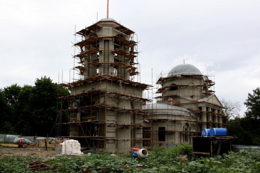 В Усадьбе Караул пройдёт очередной этап реконструкции