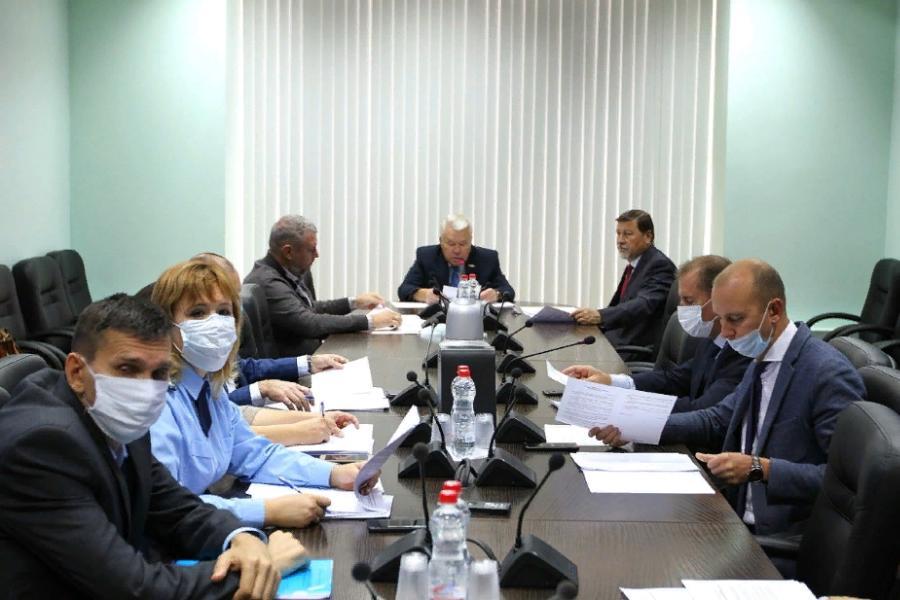 В Устав Тамбовской области внесут изменения
