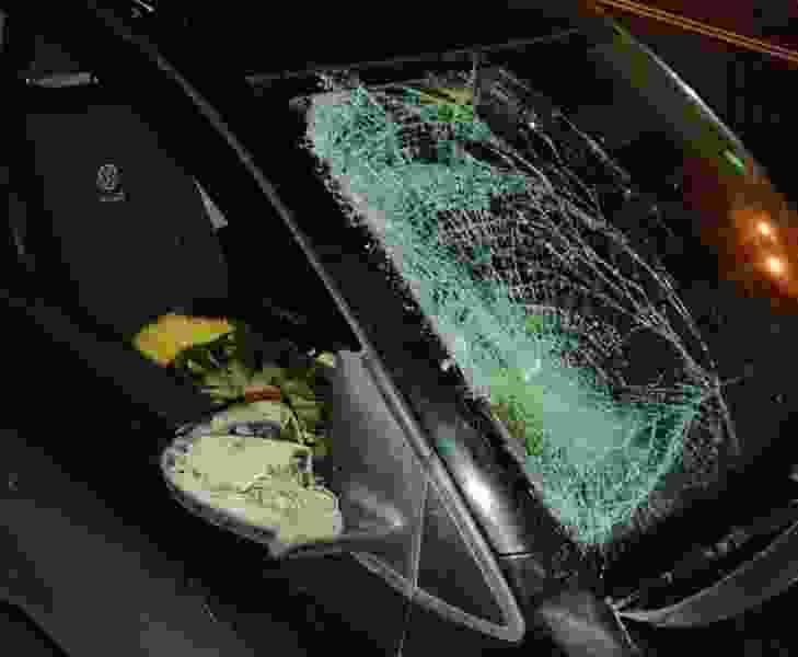 Во время автокатастрофы в центре Тамбова погиб пешеход