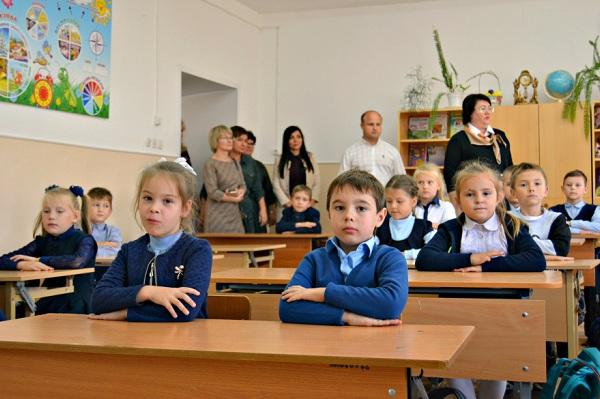 За четыре года в Тамбовской области создадут 5,6 тысяч новых ученических мест