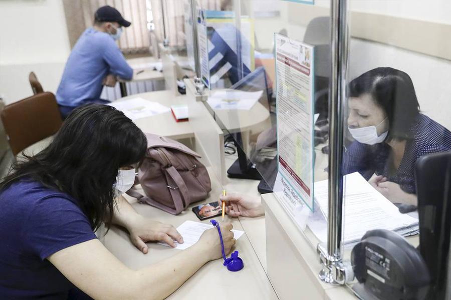 Более трехсот тамбовчан трудоустроились на общественные работы