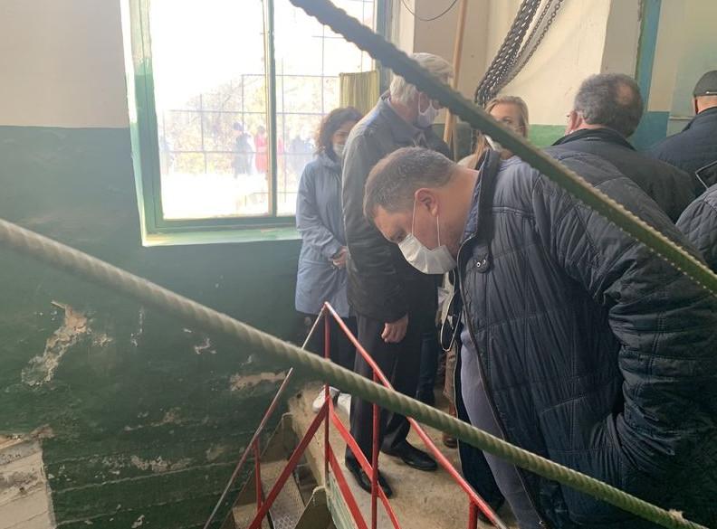 Депутаты гордумы лично оценили состояние объектов водоснабжения в Тамбове