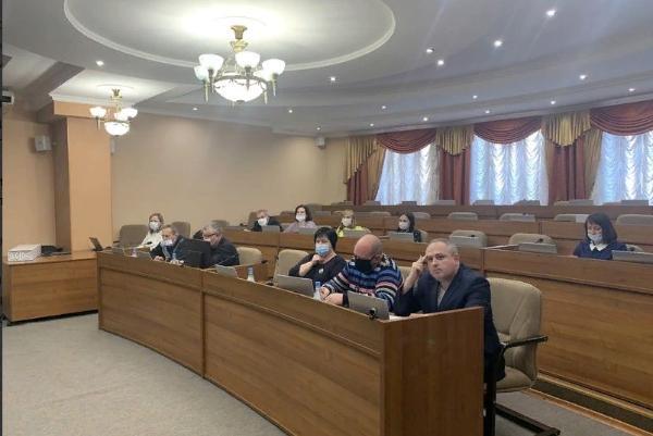 Депутаты Тамбовской гордумы не согласились с новыми тарифами на ЖКХ