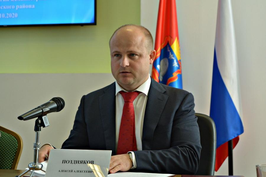 Глава Рассказовского района Алексей Поздняков призвал местных жителей соблюдать масочный режим