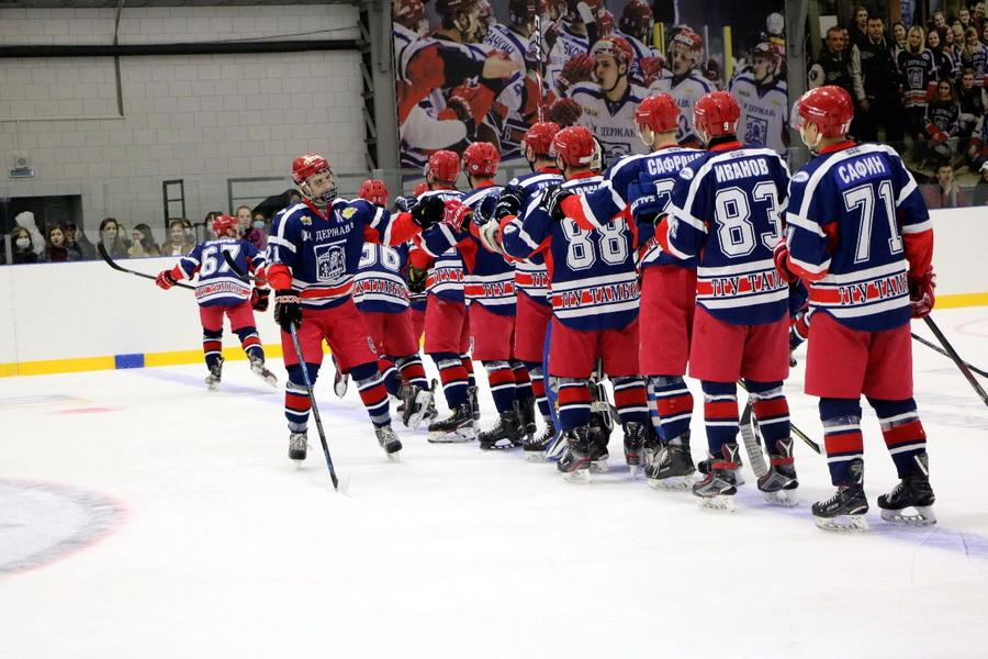 Хоккеисты ТГУ выиграли домашний межвузовский турнир