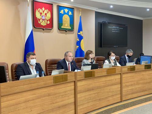 Итоги второго заседания городской Думы