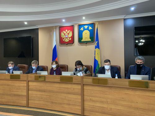 Итоги заседания комитета по экономике, бюджету и муниципальной собственности 27 октября