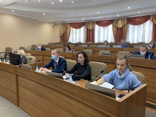 Итоги заседания комитета по местному самоуправлению 26 октября