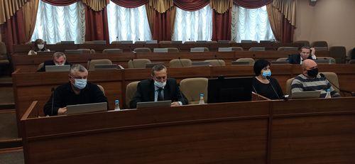 Итоги заседания комитета по жилищно-коммунальному хозяйству 23 октября
