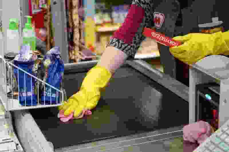 Магазины в Тамбове проверяют на соблюдение профилактики коронавируса