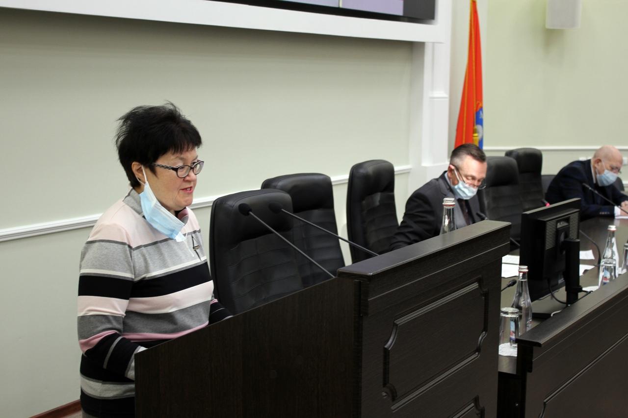 Меры профилактики коронавируса и гриппа в Тамбовской области обсудили на заседании комитета по охране здоровья