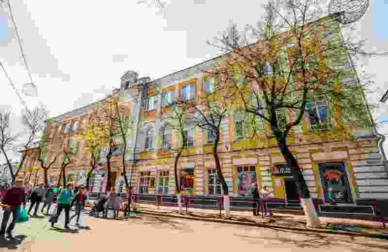 Мичуринская школа №18 стала объектом культурного наследия