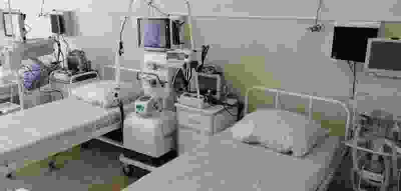 На базе Уваровской ЦРБ возобновил работу Центр лечения вирусной пневмонии