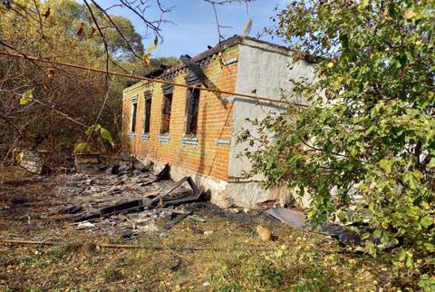 На выходных в Тамбовской области случилось сразу несколько сильных пожаров