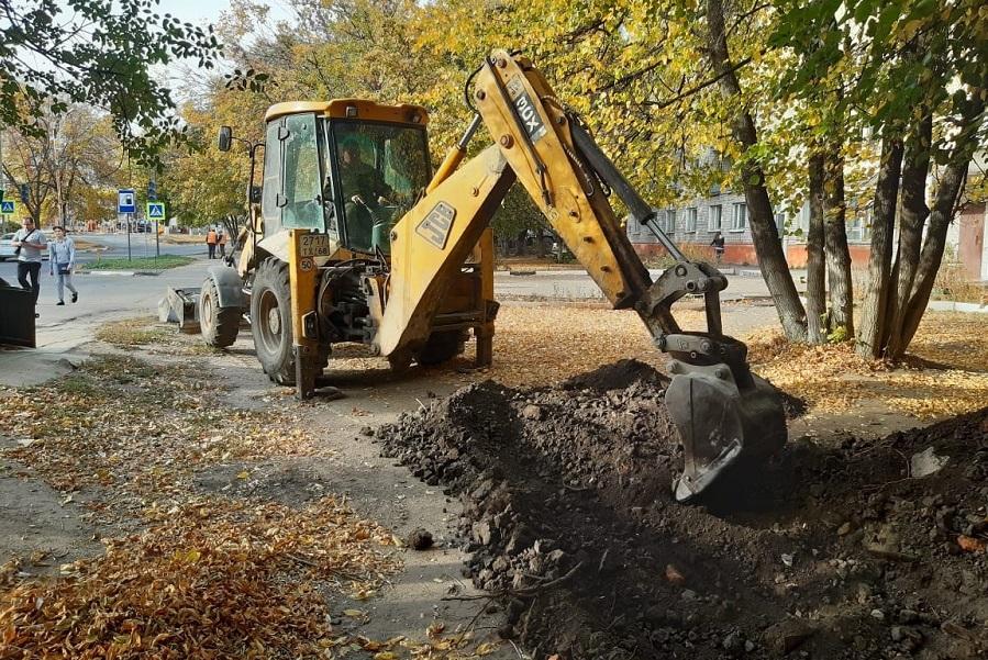 Новые тротуары до конца года появятся на пяти улицах Тамбова