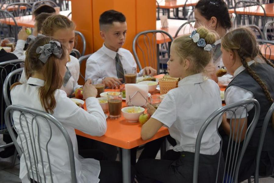 """Питание в школе """"Сколково"""" проверила команда """"Ревизорро"""" из старшеклассников"""