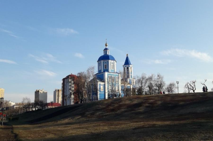 Православные тамбовчане празднуют Покров Пресвятой Богородицы
