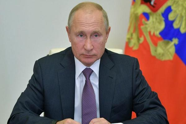 Путин внес в Госдуму законопроект о Госсовете