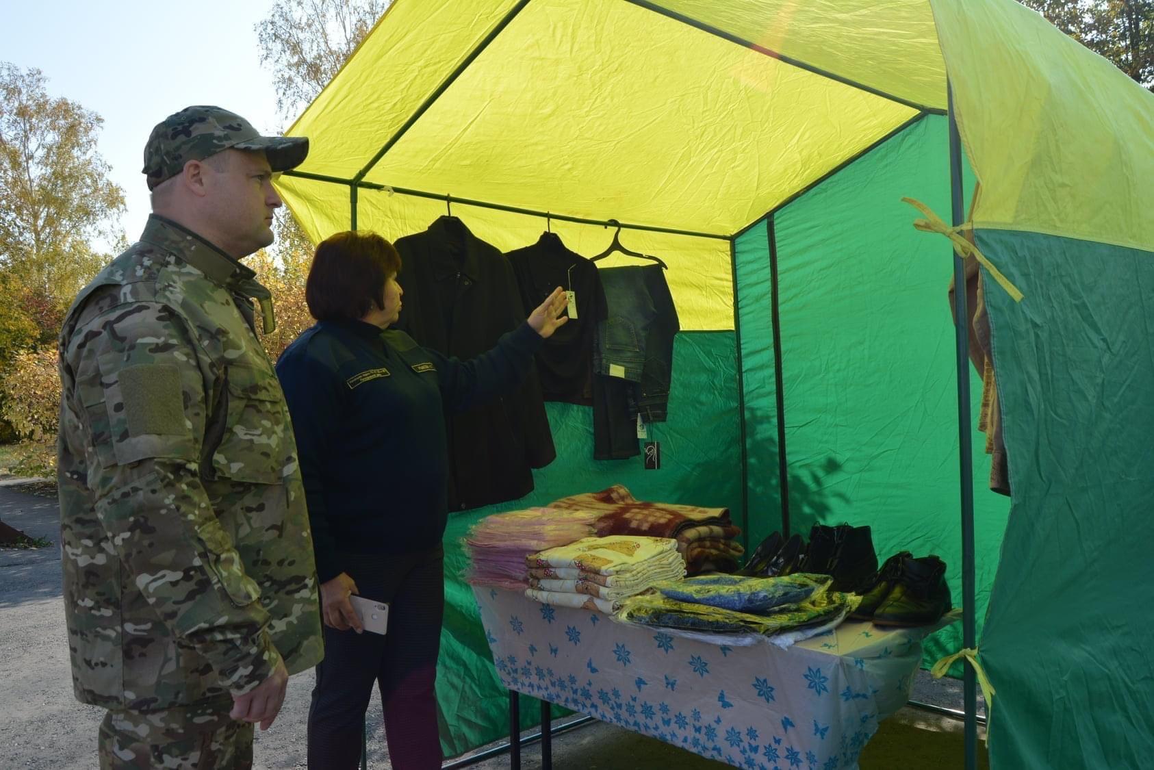 Рассказовский район принял участие во Всероссийской штабной тренировке по гражданской обороне