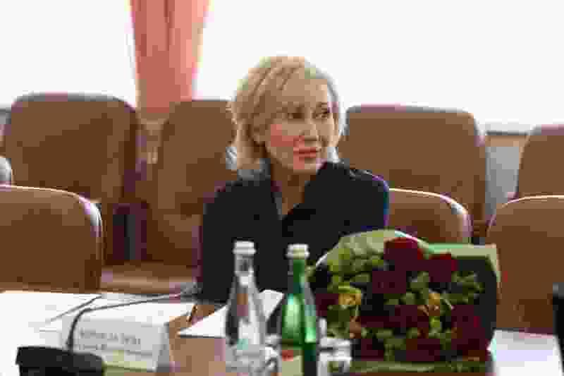 Сенатором от регионального парламента стала Светлана Коростелева