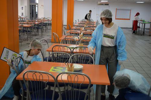 «Школьный ревизорро» в «Школе Сколково-Тамбов»