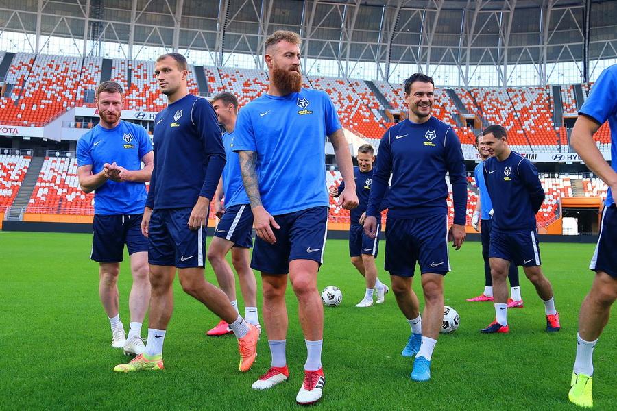 """Спортивный директор """"Тамбова"""" Павел Худяков рассказал о последних трансферах клуба"""