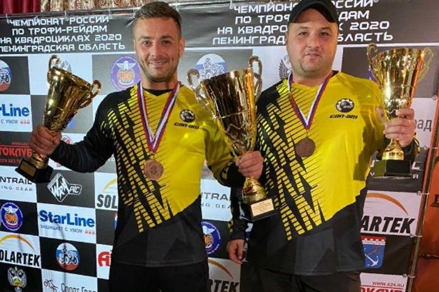 Спортсмены из Мичуринска выиграли медали трофи-рейда